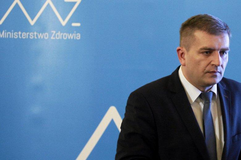 Bartosz Arłukowicz były minister zdrowia