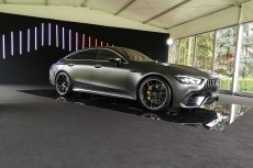 Mercedes AMG GT 4-door coupe. Najnowsze cacko niemieckiego producenta.