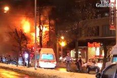 Potężna eksplozja w Sapporo. Rannych ponad 40 osób.