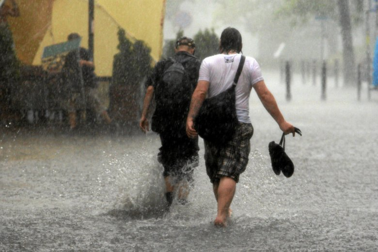 Fala burz i nawałnic przechodzi nad Polską.