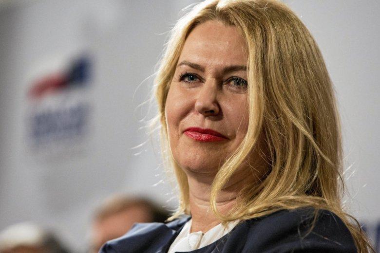 Zdaniem Elżbiety Łukacijewskiej, aby PO nie odnotowała kolejnej porażki, konieczna jest zmiana lidera.