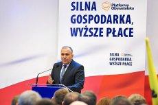 Będzie i hasło, chwytliwe, takie które trafi do wyborcy – zapewniają politycy Platformy Obywatelskiej.