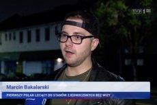 Pierwszy Polak w USA bez wizy, Marcin Bakalarski, to - jak udało się nam dowiedzieć - pracownik TVP.
