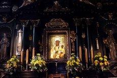 Policja zatrzymała mężczyznę, który chciał zniszczyć obraz Matki Boskiej Częstochowskiej
