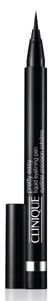 Cienki, ale bardzo wygodny Pretty Easy Liquid Eyelining Pen Clinique