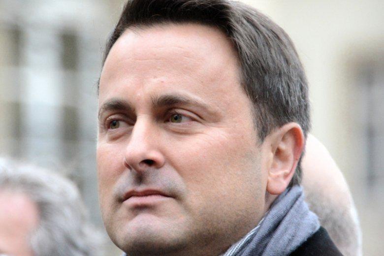 Xavier Bettel przez dwa lata przewodniczył Partii Demokratycznej w Luksemburgu.