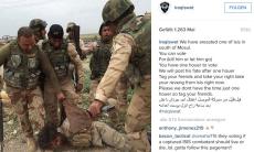 Iraccy milicjanci mieli rzekomo przeprowadzić głosowanie ws. życia lub śmierci członka ISIS.