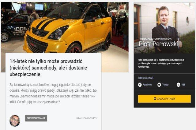 Blogerzy Bezprawnik.pl współpracują z kilkunastoosobowym zespołem prawnym.