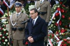 Mateusz Morawiecki odpowiedział Lechowi Wałęsie po jego słowach o zmarłym Kornelu Morawieckim.