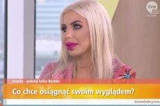 """Anella, polska lalka Barbie, wystąpiła w """"Dzień Dobry TVN"""""""