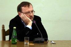 Jacek Krzysztofowicz zeznawał przed komisją badającą aferę Amber Gold.