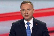 Andrzej Duda stwierdził podczas debaty w Końskich, że szczepienia na koronawirusa nie powinny być obowiązkowe.