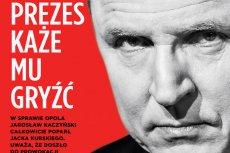 Jednym z wizerunkowych przegranych afery jest prezes TVP Jacek Kurski.