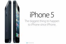 Premiera iPhone 5 wzbudziła szał wśród miłośników Apple