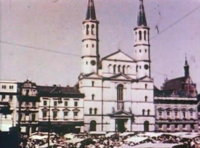 Ii Rp W Kolorze Tak Wyglądała Polska Przed Wybuchem Ii Wojny