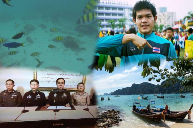 Tajlandią rządzi wojskowa junta. Dyktatura jakoś się tam sprawdza, a ludziom żyje się pozornie dobrze.