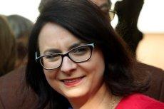 Kamila Gasiuk-Pihowicz miała wręczyć na pożegnanie upominki pracownikom klubu parlamentarnego Nowoczesnej, który przestał istnieć.