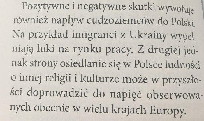 """Z podręcznika """"Planeta Nowa"""", kl. 7."""