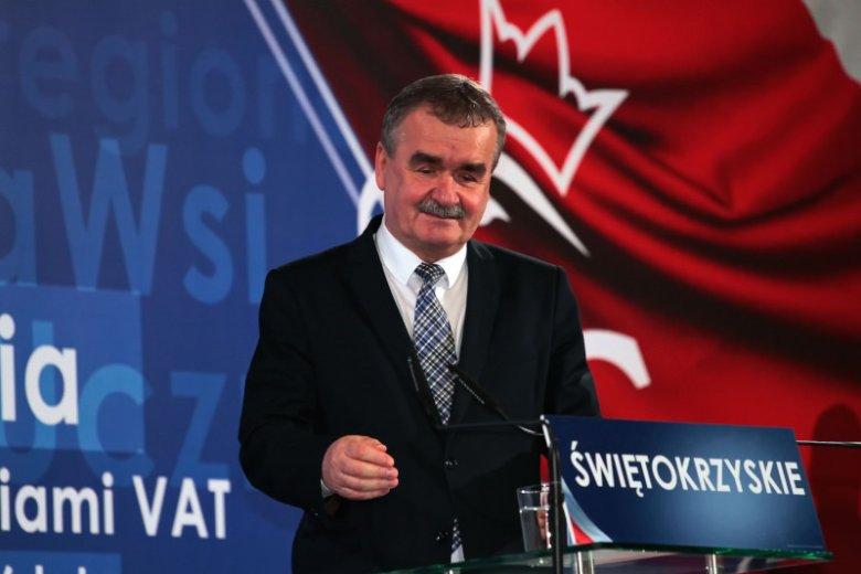 Wojciech Lubawski, były prezydent Kielc, został nowym prezesem spółki Uzdrowisko Busko-Zdrój.