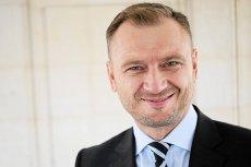 Sławomir Nitras w mistrzowskim stylu ograł na Twittzerze prezydenckiego ministra Krzysztofa Łapińskiego.