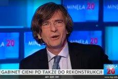 Krzysztof Skowroński w TVP Info pokazał, ile wie o opozycji.
