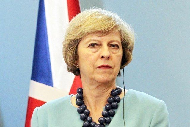 Theresa May zgadza się na przeprowadzenie referendum w sprawie Brexitu, ale pod jednym warunkiem.