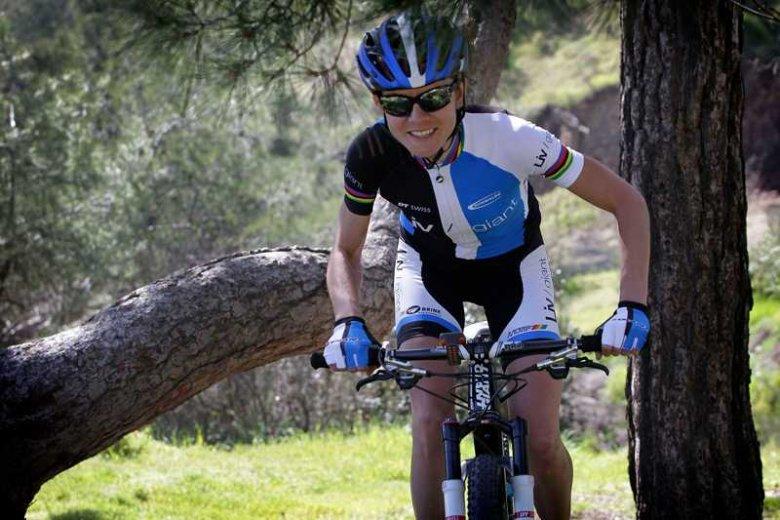 Maja Włoszczowska wygrała drugie zawody z rzędu po 9-miesięcznej pauzie spowodowanej kontuzją