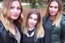 Julia, Pola i Hania - córki Pawła Kukiza.