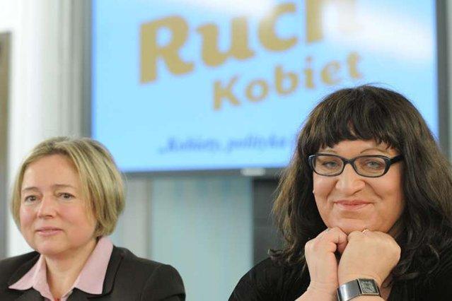 Wanda Nowicka i Anna Grodzka nie powalczą o prezydenturę.