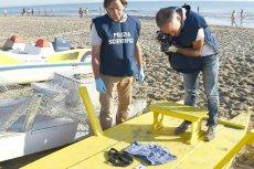 Co polscy śledczy robili w Rimini?