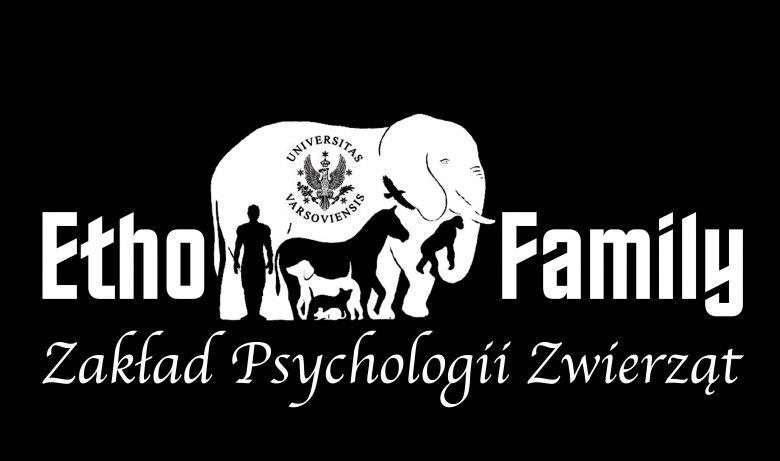 Znak Koła Naukowego Etologii działającego przy Zakładzie Psychologii Zwierząt