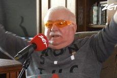 Lech Wałęsa w trakcie rozmowy nie wycofał się ze swoich słów o Kornelu Morawieckim.