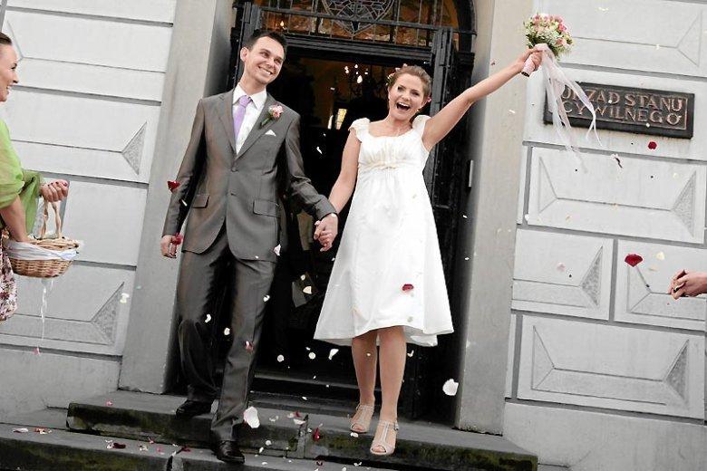 ślub Cywilny Lepszy Od Kościelnego Bo Na Przysięgę Przed Ołtarzem