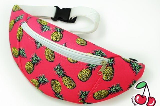 Nerka w ananasy, czemu nie?