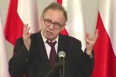 """Zaskoczeni i oburzeni? """"Polacy dzielą się na naród patriotów i kolaborantów"""" – sędzia Trybunału od lat głosi te """"prawdy"""""""