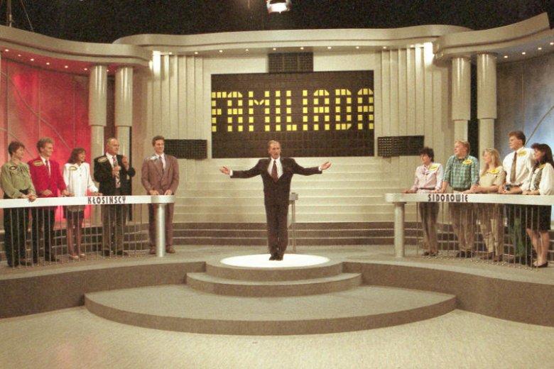 Tak wyglądał pierwszy odcinek w 1994 roku.
