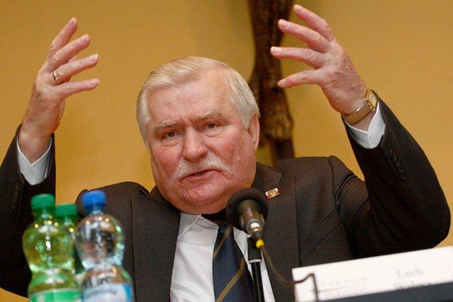 Lech Wałęsa o swojej współpracy z SB.