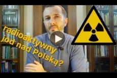 """""""Na Białorusi, w Rosji, czy na Ukrainie być może doszło do nieszczelności"""". Tomasz Rożek wyjaśnia, o co chodzi z jodem"""
