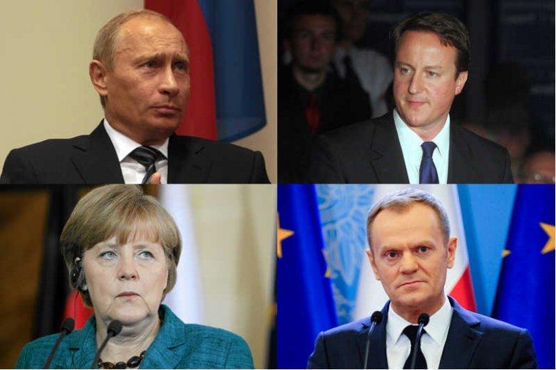 Europa nie zareaguje ostro na działania Rosji na Krymie – bojąsięreperkusji finansowych.