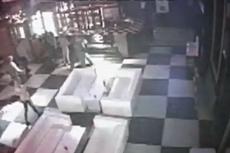 Zawodnik MMA pobił kobietę w dyskotece. Teraz wreszcie usłyszał zarzuty