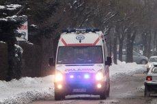 W Trąbkach Wielkich pod Gdańskiem kierowca tira przejechał na czerwonym świetle i zabił 8-letnią dziewczynkę.