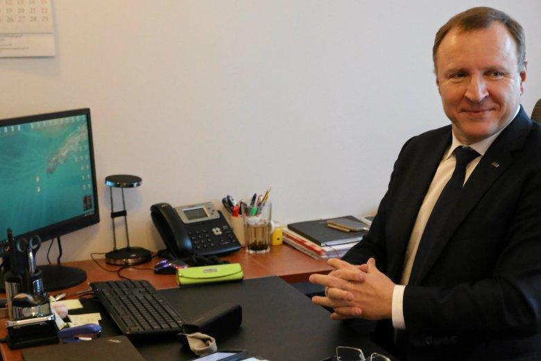 Jacek Kursi nie udostępnił Krzysztofowi Brejzie informacji na temat powiązań spółki Solvere i TVP.