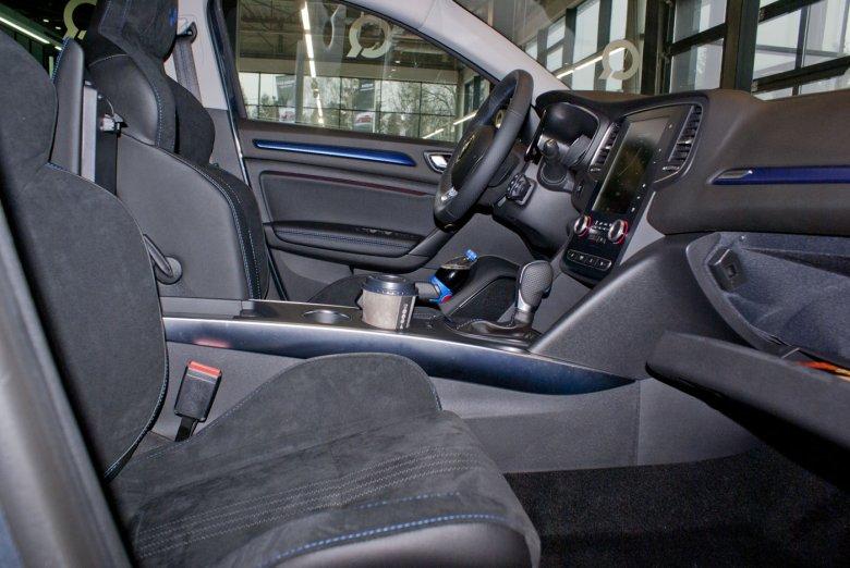 wnętrze Renault Megane GT