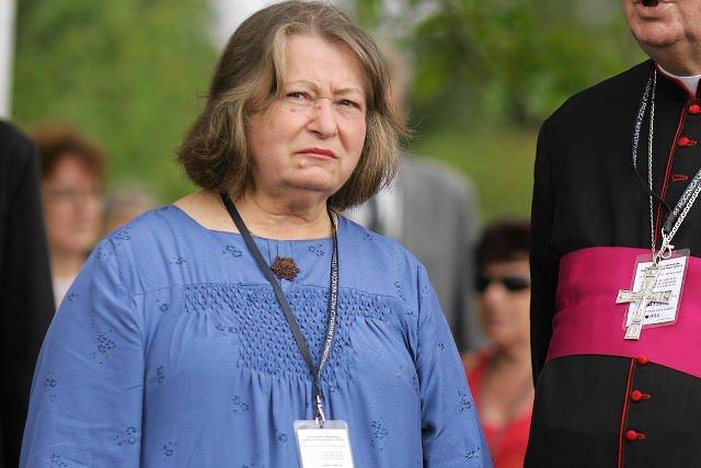 Janina Goss – jedyna kobieta, która może krzyknąć na prezesa Kaczyńskiego.