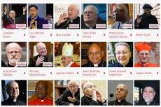 Część kardynałów elektorów