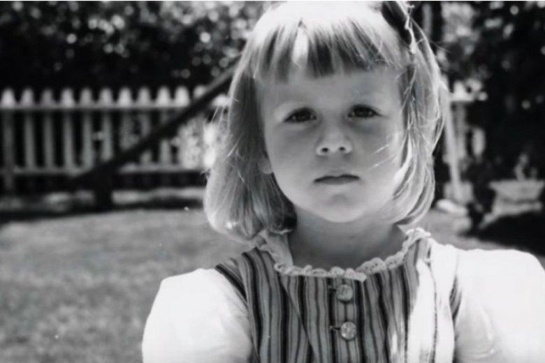 """Kilkuletnia Jane w dokumencie """"Jane Fonda w pięciu odsłonach"""""""