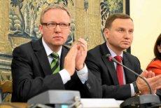 Krzysztof Szczerski zdaniem prawicowego portalu rezygnuje z teki ministra spraw zagranicznych.