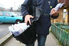 Listonosz ma obowiązek zostawić awizo, jeżeli nikogo nie było w domu przy próbie dostarczenie przesyłki poleconej.
