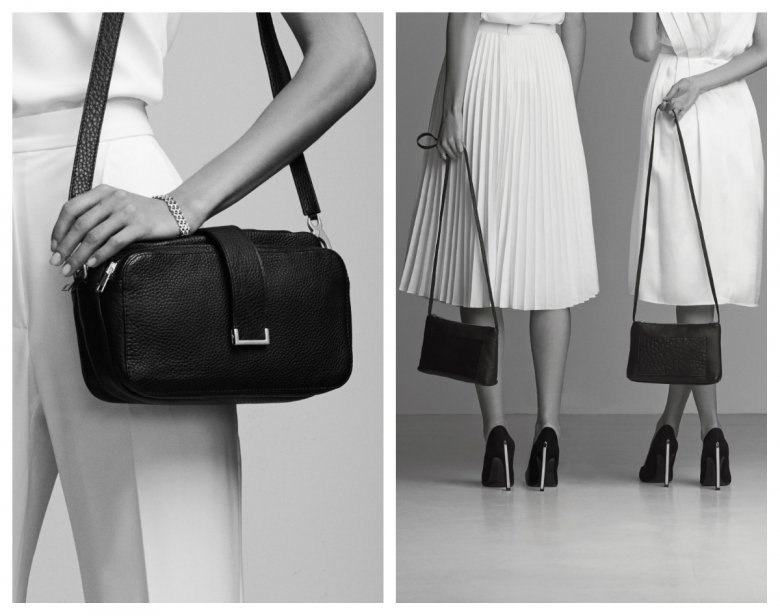 Modele z pierwszej z czterech dotychczasowych kolekcji Zofii Chylak, na lato 2015