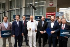 Konfederacja ma... 9 kandydatów na prezydenta. Wśród nich: Janusz Korwin-Mikke, Krzysztof Bosak i Grzegorz Braun.